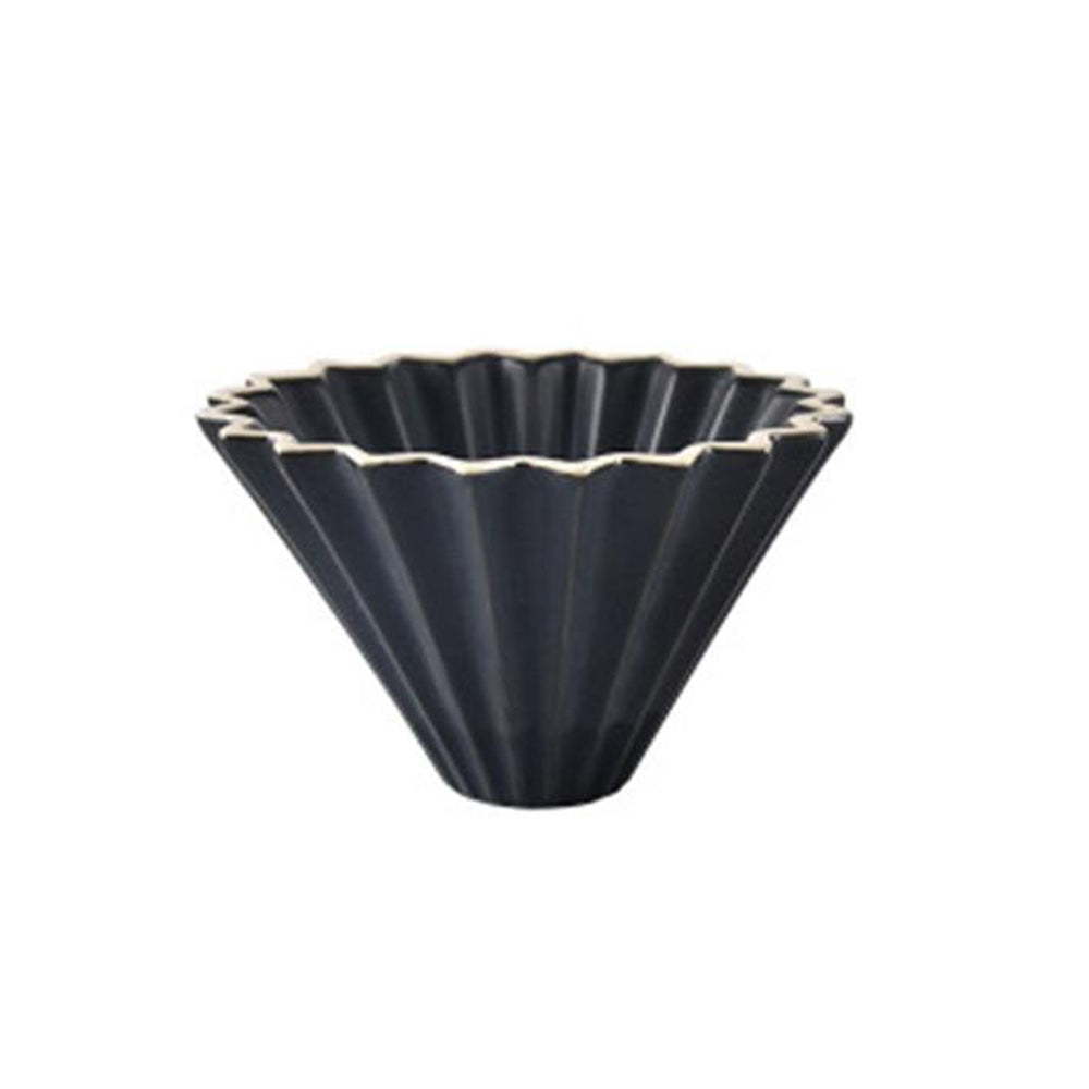 Ceramics V60 Pour-over Coffee Dripper Available in multiple colors