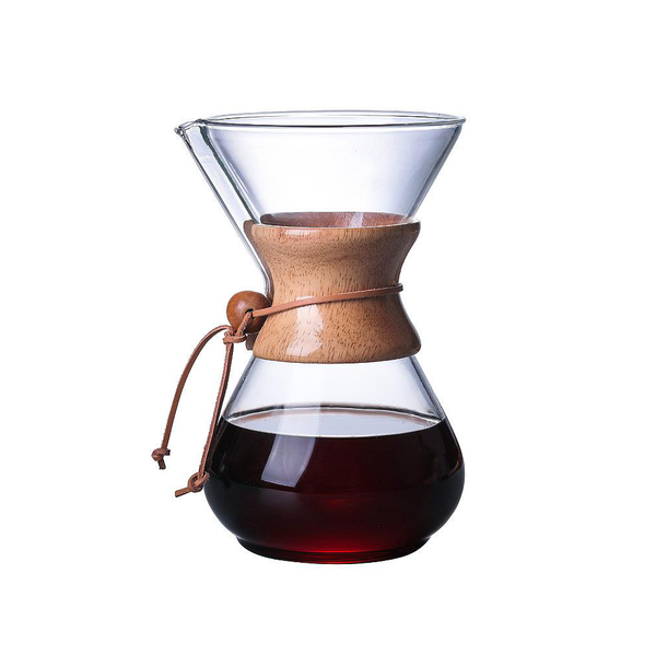 Chemex Coffee Maker Heat Resistant Glass1000ml