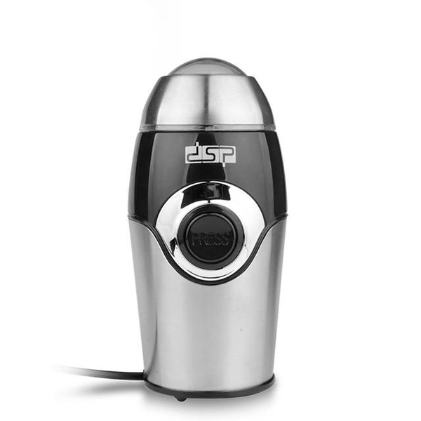 High Quality Stainless Steel Blade Electric Coffee Machine With Bean Grinder 220-240V