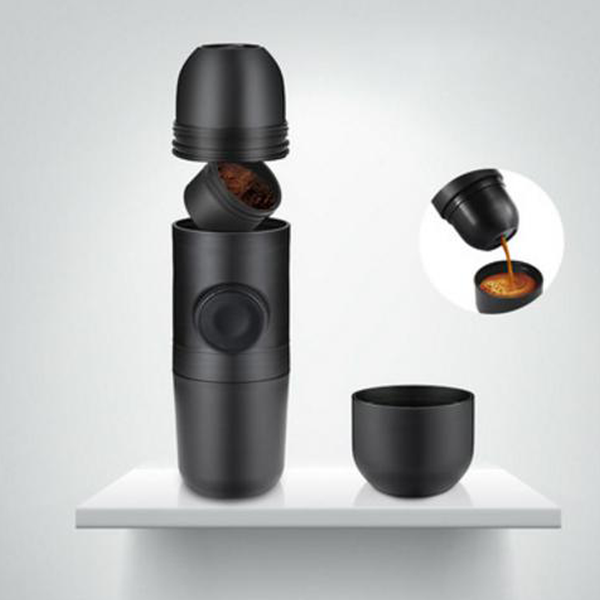 Mini Portable Coffee Machine Capsule Coffee for Travel
