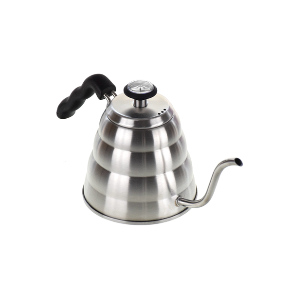 Stainless Steel V60 Drip Kettle with thermometer 1200ML