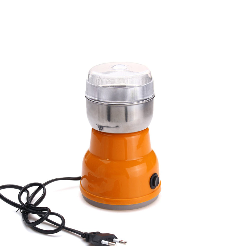 Stylish Automatic Coffee grinder Machine with  EU Plug 220V 200W