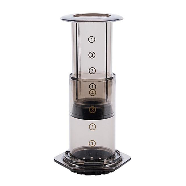 Portable Press Coffee Maker AeroPress Style