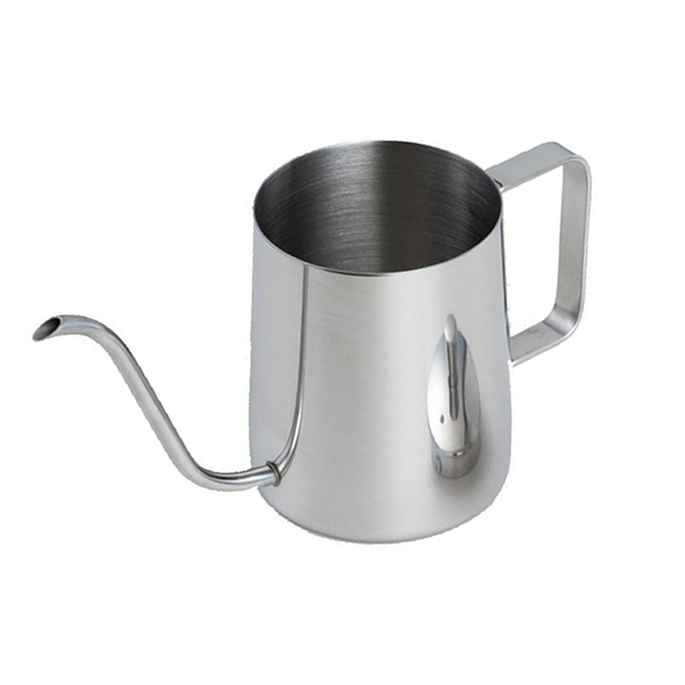 Stainless Steel Long Narrow Coffee Pot available 350ml 600ml