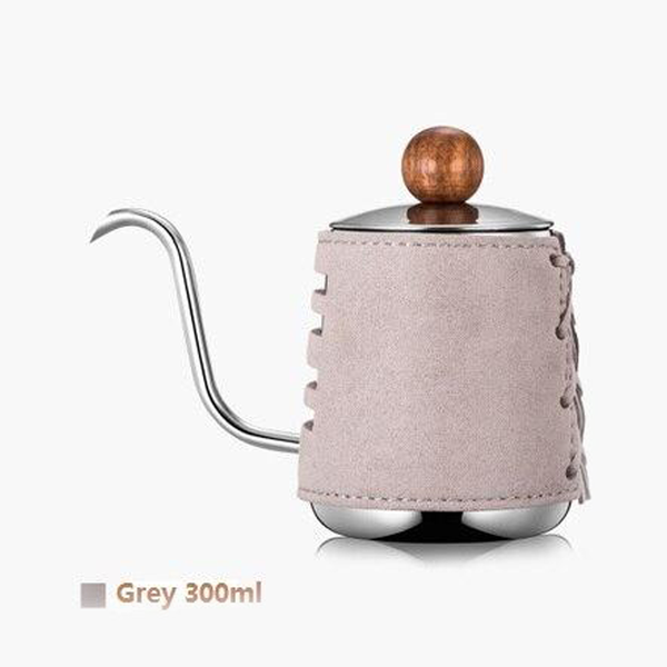 Elegant Coffee Pot 300ml/550ml No handle Anti-hot for Coffee Drip