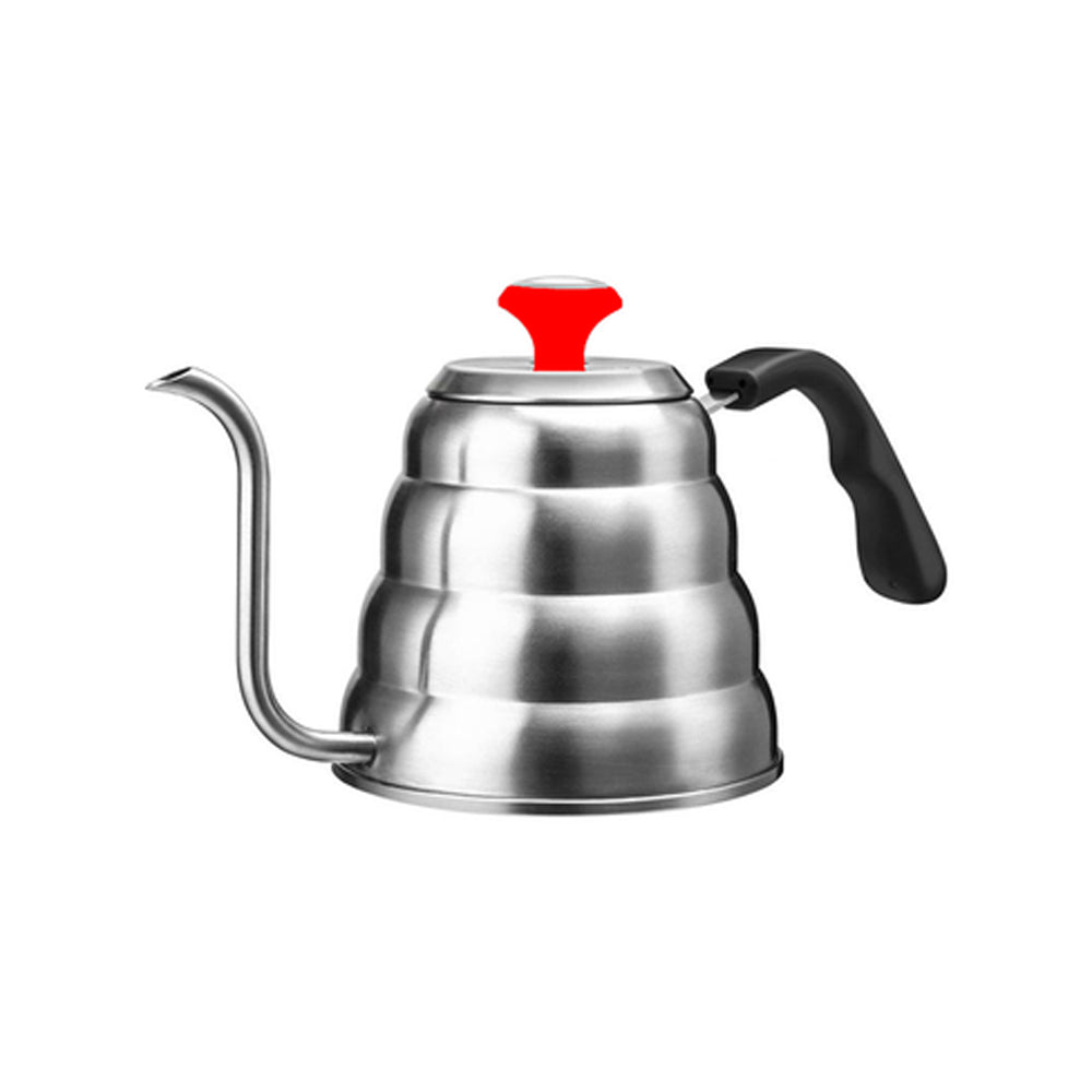 High Quality Stainless Steel with Thermometer Coffee Pots Great for Pour Over Coffee Kettle