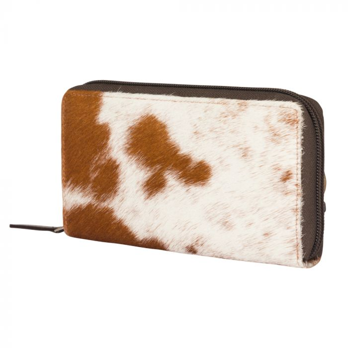 Myra Pretty Patches Hair On Wallet