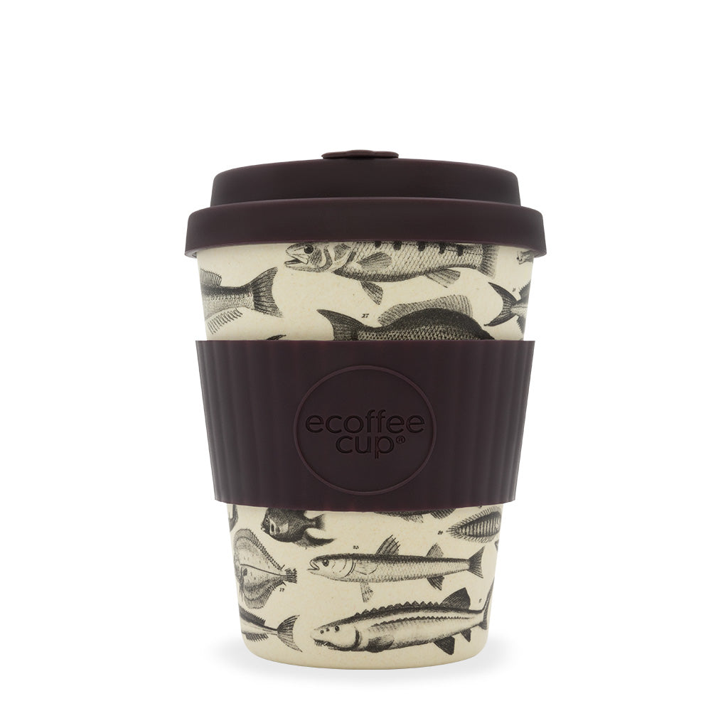 Ecoffee Cup - Toolondo Fisherman 12oz