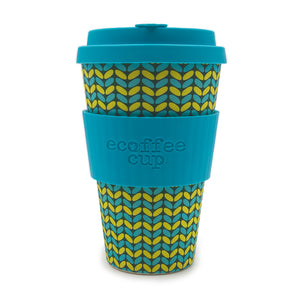 Ecoffee Cup - Norweaven 14oz