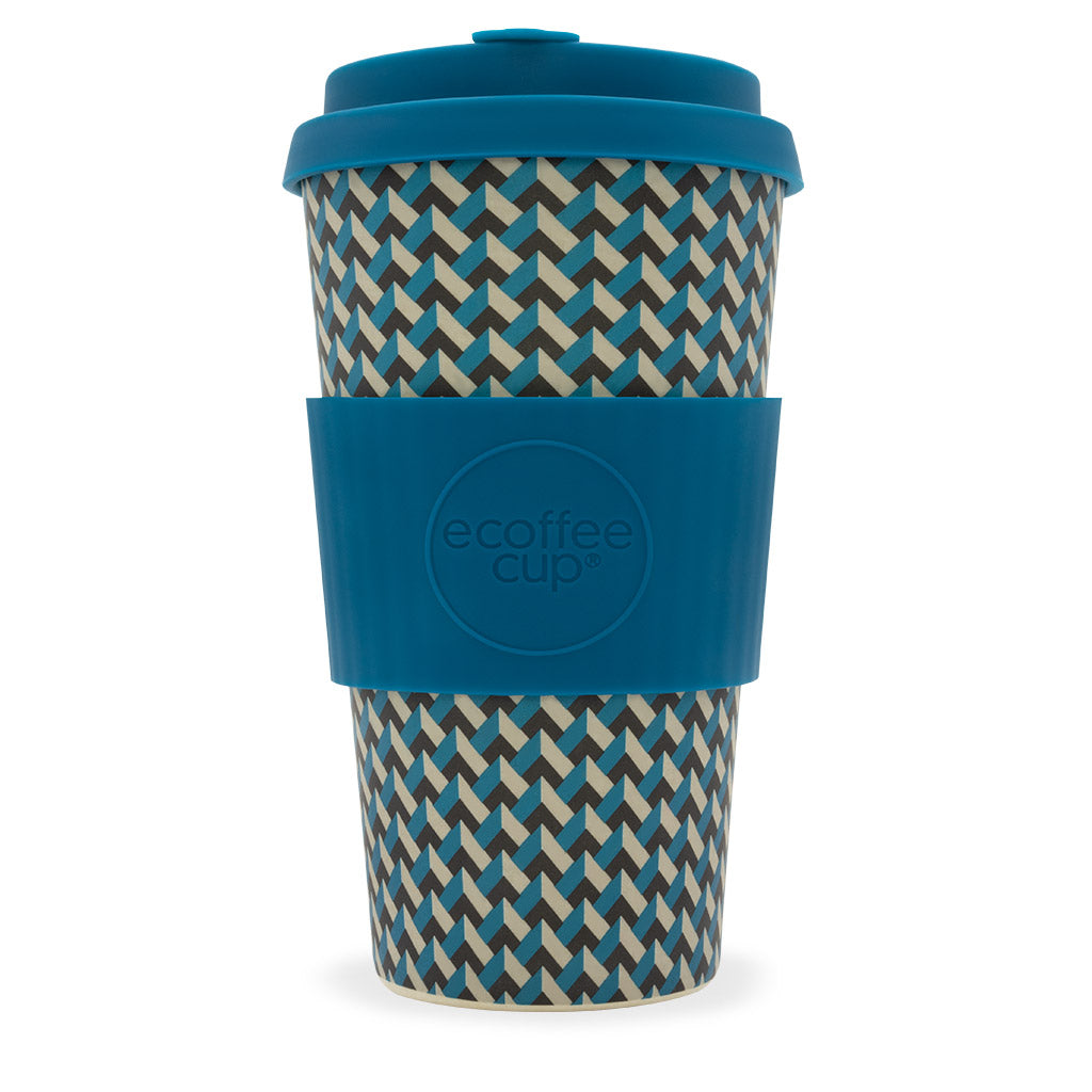 Ecoffee Cup - Nathan Road 16oz
