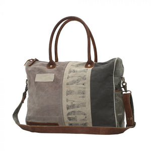 Myra Vintage Messenger Bag