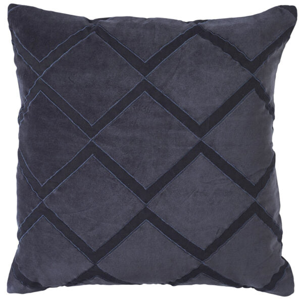 Paloma Living Black Diamond Cushion