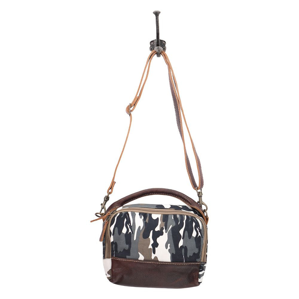 Myra Bags Cavalry Small Cross Body Bag