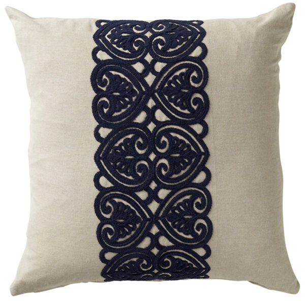 Paloma Living Chambray Tile Cushion