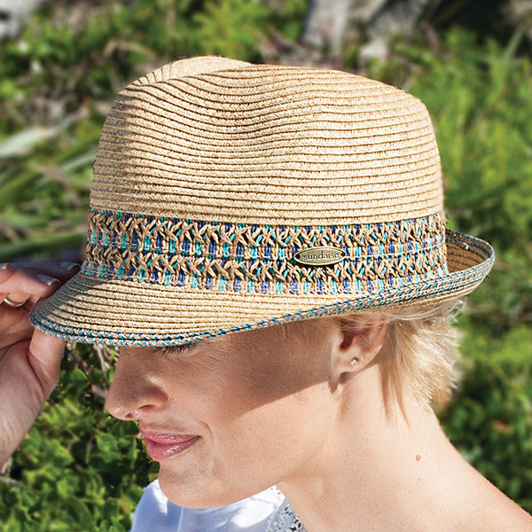 Sundaise Hats -  Hope Fedora
