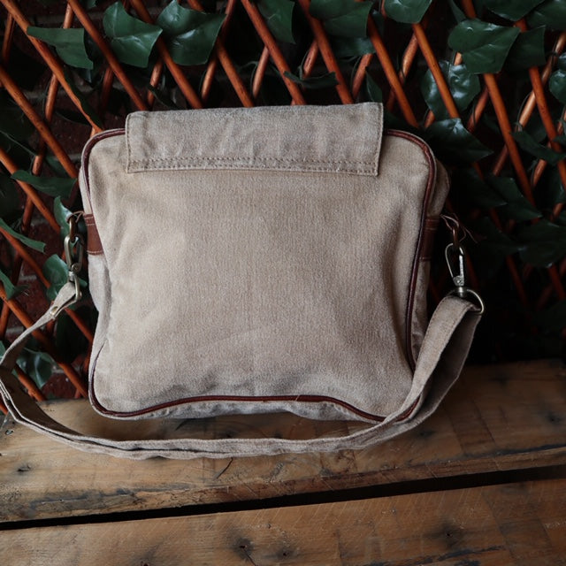 Phil Bee Interiors Vintage Polo Handmade Canvas Bag