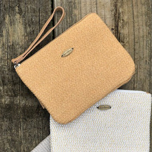 Sundaise - Sandringham Zip Purse Rose Gold