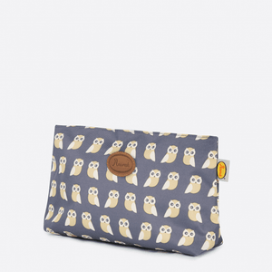 Anorak Kissing Owl Medium Toiletry Bag