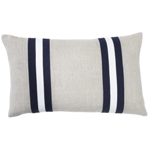 Paloma Living Linen Duo Stripe Navy