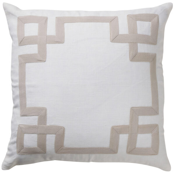 Paloma Living Linen Modena Sand Cushion