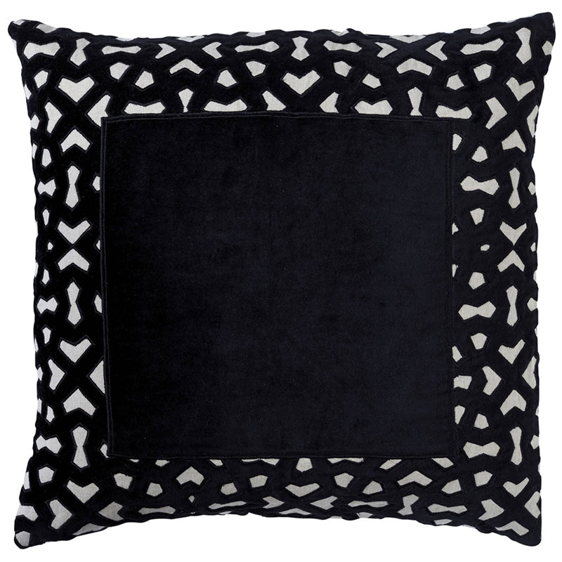 Paloma Living Manhattan Border Cushion