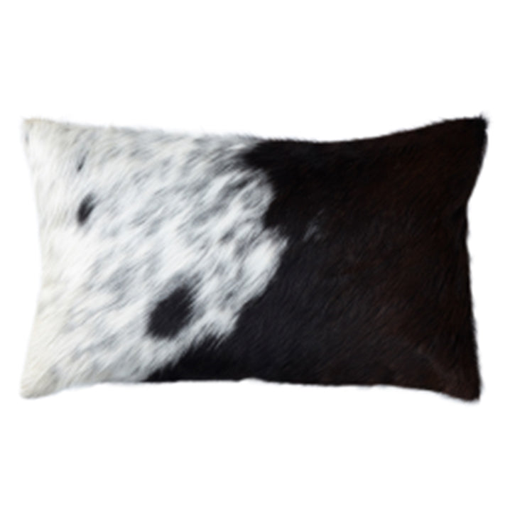 Paloma Living Cow Hide Patchwork Cushion