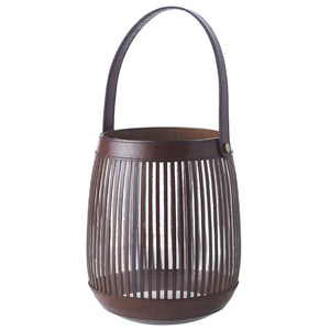 Paloma Living Leather Stripes Hurricane