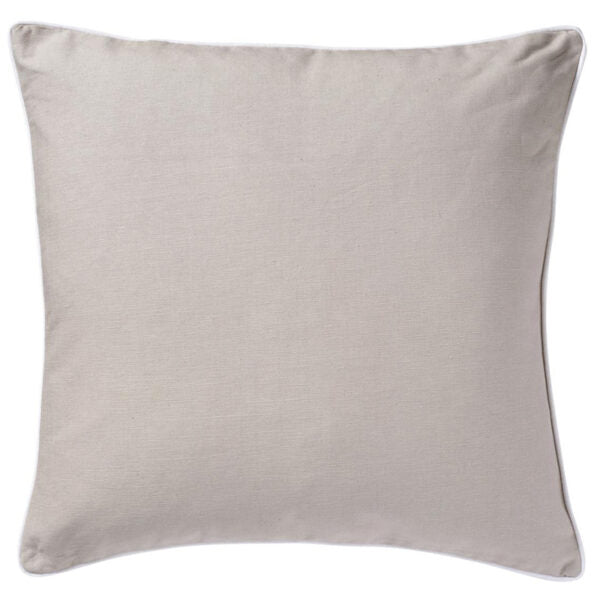 Paloma Living Basic Sand Cotton Cushion - Various Sizes
