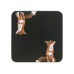 Sophie Allport Foxes Coasters (Set of 4)