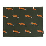Sophie Allport Foxes Fabric Placemats