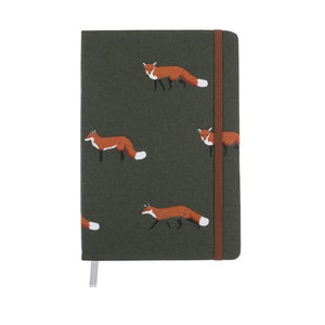 Sophie Allport Foxes Notebook