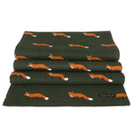 Sophie Allport Foxes Table Runner