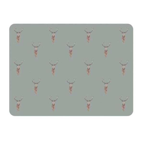Sophie Allport Highland Stag Placemats