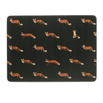 Sophie Allport Foxes Placemats (Set of 4)