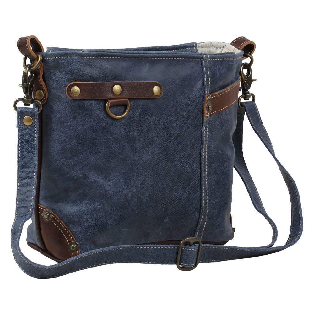 Myra Bags Rivete Shoulder Bag