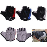 Half Finger Anti Slip Gloves