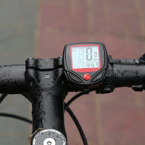 Cycling Meter Speedometer LCD