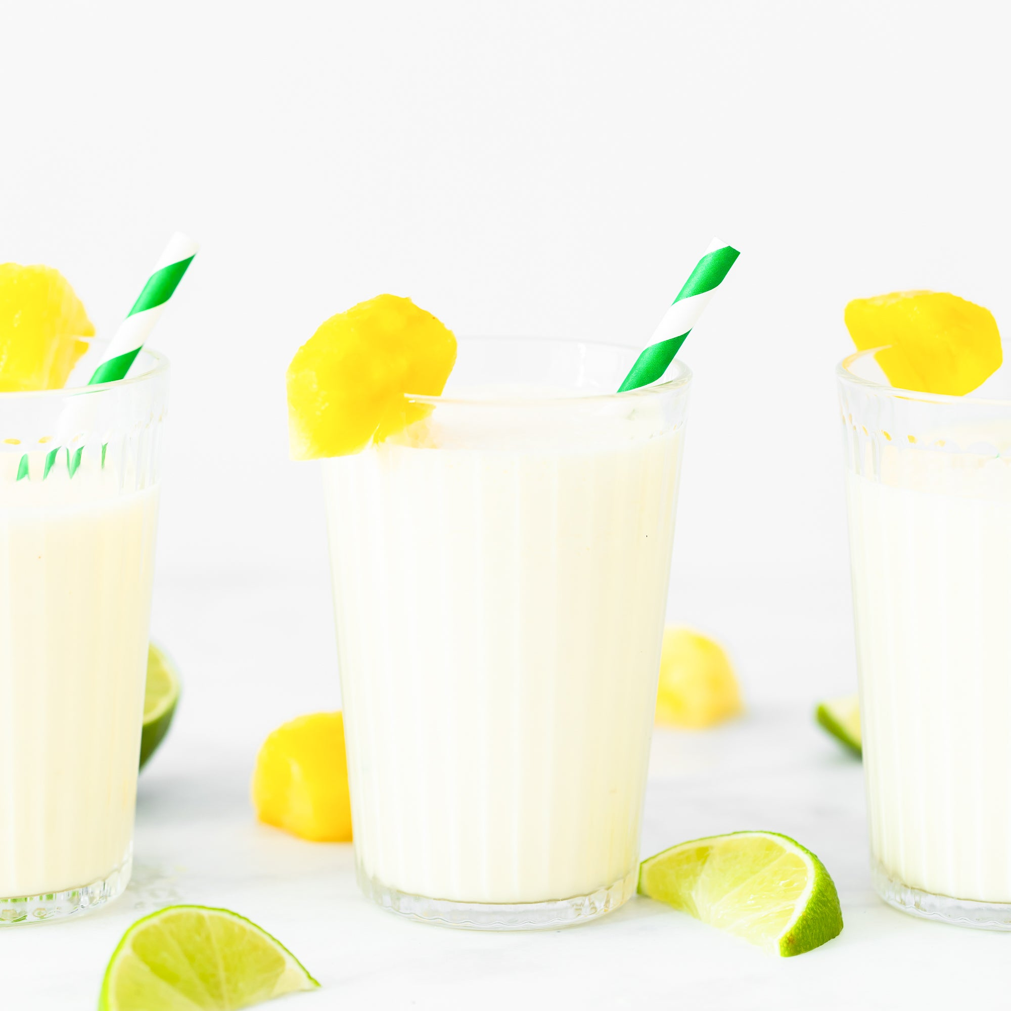 Pineapple Coconut Lassi recipe