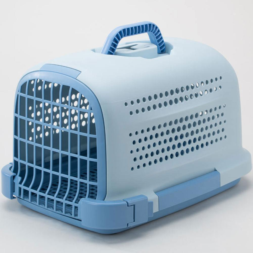 LumiParty Portable Pet Cat and Dog Travel Carrier Breathable Comfortable Totes Cages-30