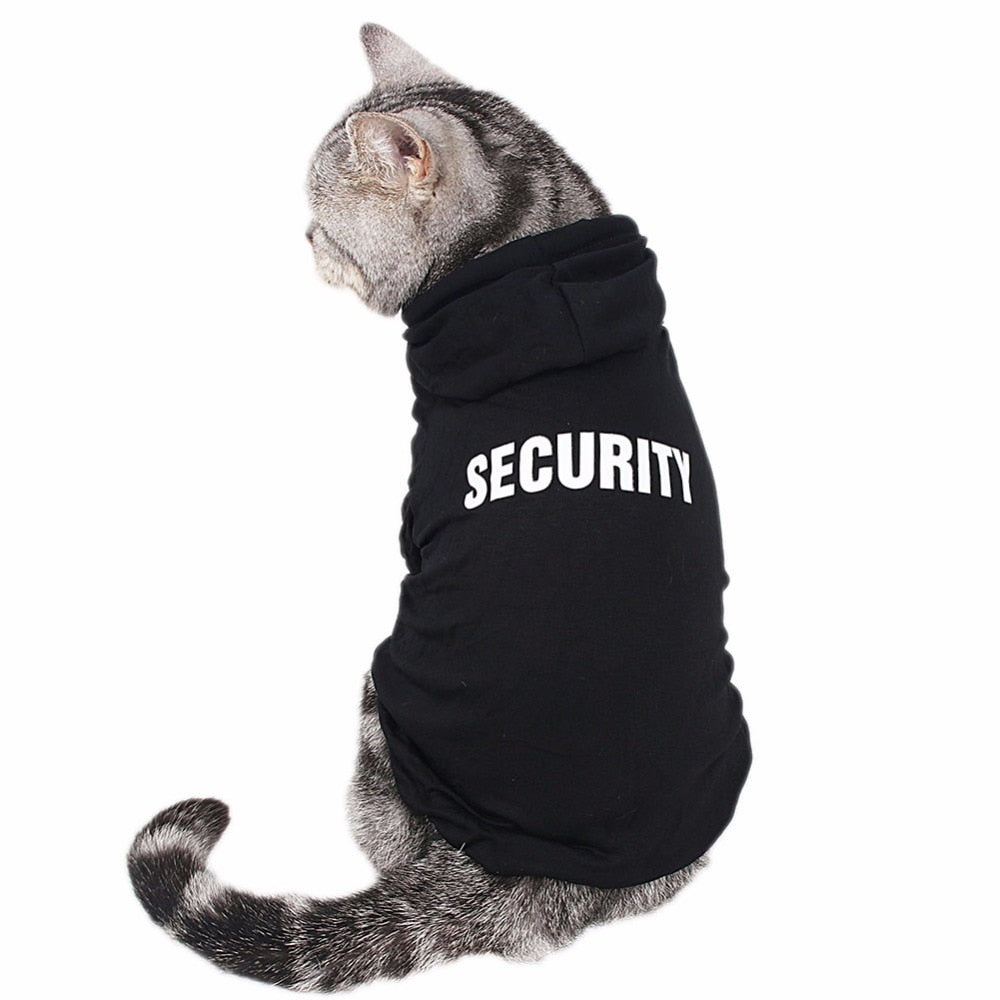 Traumdeutung Small Cats Clothes Hoodie Clothing Kitten Costume Outfit Yorkshire For Pets Dogs Clothes Puppy Outfit Coats katzen