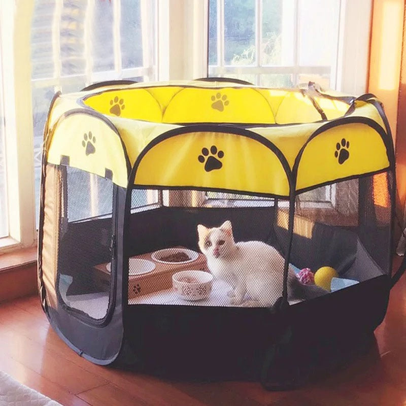 HOT Dog and cat bed net summer fashion enclosed cat tent prevent mosquito delivery room cat supplies Waterproof Oxford Travel