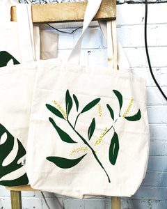 Hand Screen Printed Universal Shopper