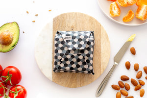 Organic Cotton Food Wraps pack.