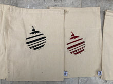Load image into Gallery viewer, Christmas bags set of 2