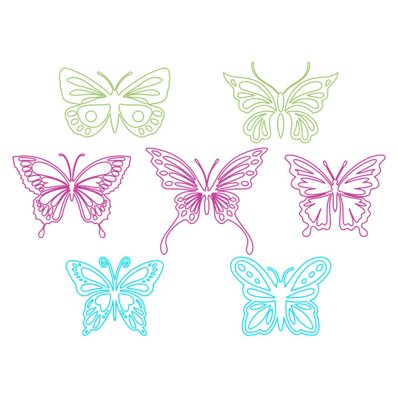 Butterflies Pack