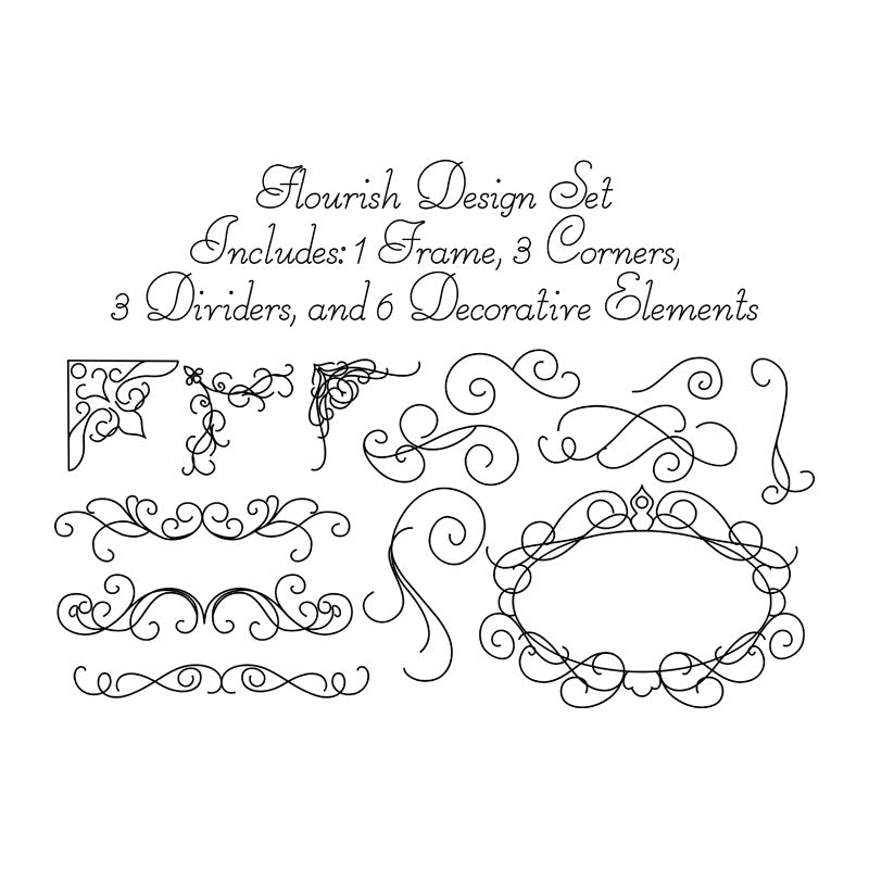 flourishes svg dividers frames corners borders