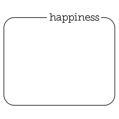 Frame Border - Happiness