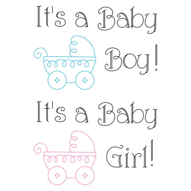 it's a baby svg file download for silhouette cricut pazzles