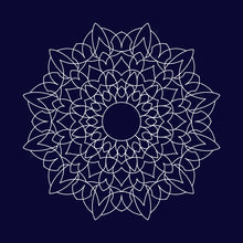 Load image into Gallery viewer, Downloadable SVG File - Classic Mandala