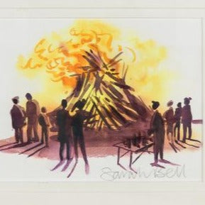 """Bonfire"" By Sarah Bell"